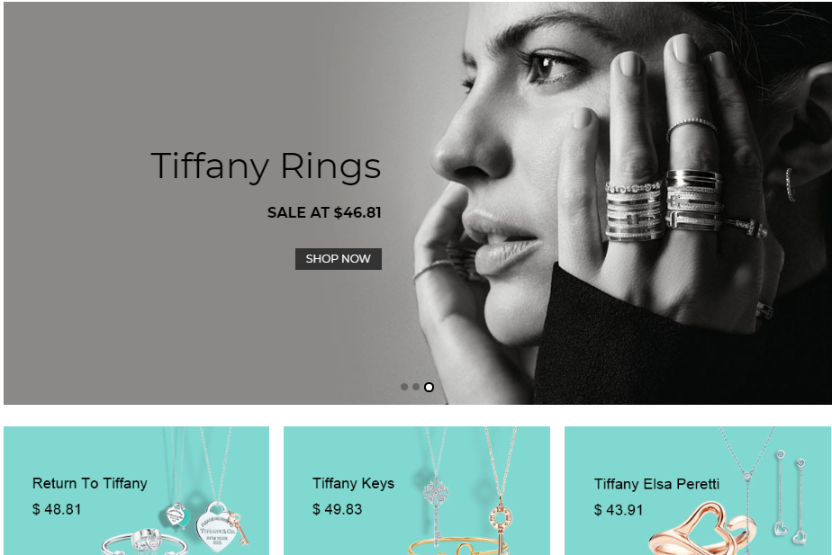 tiffany jewelry replica sterling silver on Online-shop.su