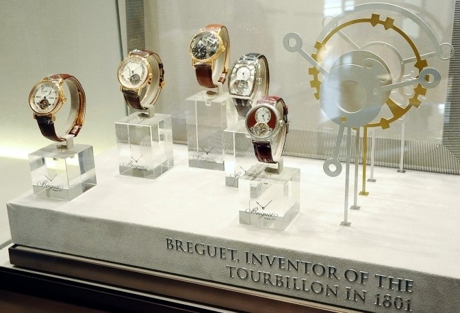 Breguet Tourbillon day 2019